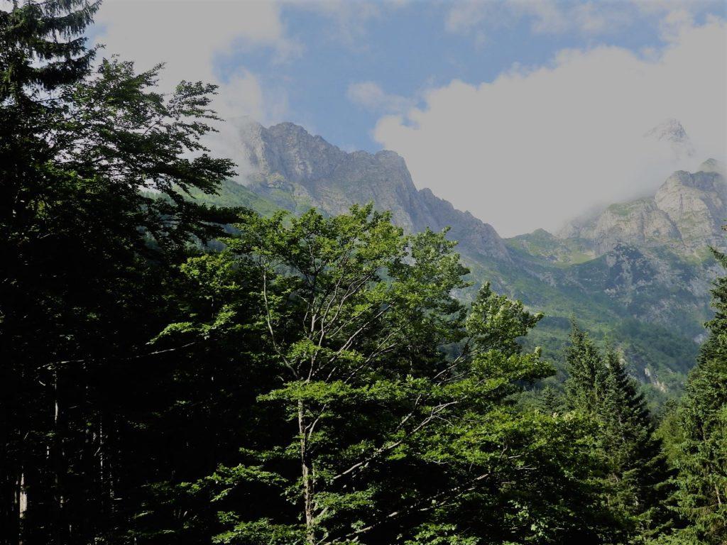 Berge Outdoorcamp